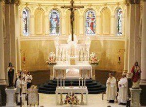 Centennial Mass