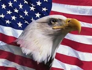 Flag&Eagle
